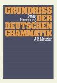 Grundriss der deutschen Grammatik (eBook, PDF)
