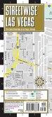Streetwise Map Las Vegas- Laminated City Center Street Map of Las Vegas