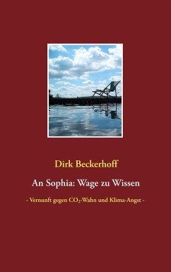 An Sophia: Wage zu Wissen (eBook, ePUB)