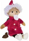 Heunec 643772 - Sandmann, Handspielpuppe, Puppe 35 cm