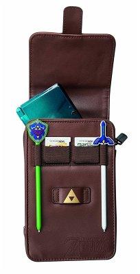 PowerA STARTER KIT, The Legend of Zelda, Zubehör für Nintendo DS, braun