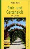Park- und Gartenziele im Ländle (Mängelexemplar)