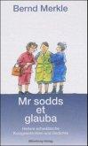 Mr sodds et glauba (Mängelexemplar)