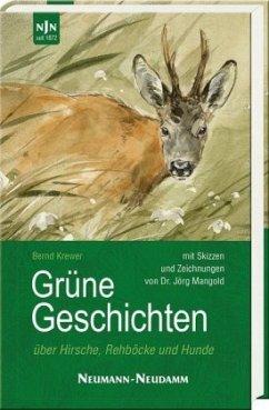 Grüne Geschichten - Krewer, Bernd