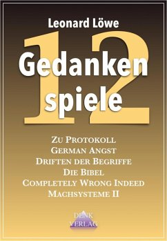 Gedankenspiele 12 (eBook, ePUB) - Löwe, Leonard