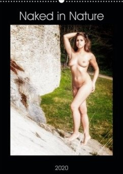 Naked in NatureAT-Version (Wandkalender 2020 DIN A2 hoch)