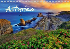 Asturien (Tischkalender 2020 DIN A5 quer)