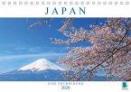 Japan: eine Entdeckung (Tischkalender 2020 DIN A5 quer)