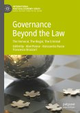 Governance Beyond the Law (eBook, PDF)