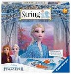 Ravensburger 18076 - Disney Frozen II, String It Midi, Elsa, Die Eiskönigin, Fadenbild