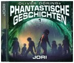 Phantastische Geschichten - Jori, 1 Audio-CD