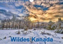 Wildes Kanada (Wandkalender 2020 DIN A4 quer)