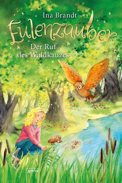 Buch-Reihe Eulenzauber von Ina Brandt