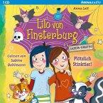 Plötzlich Stinktier! / Lilo von Finsterburg - Zaubern verboten! Bd.2 (1 Audio-CD)