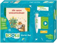 BOOKii® Starter-Set: Alle meine Weihnachtslieder