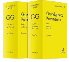 Grundgesetz-Kommentar. Gesamtwerk. In 2 Bänden
