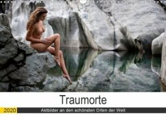 Traumorte (Wandkalender 2020 DIN A3 quer)