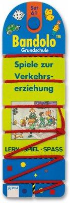 Bandolo Set 61. Spiele zur Verkehrserziehung - Barnhusen, Friederike