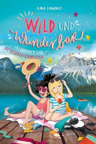Buch-Reihe Wild und wunderbar