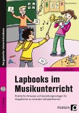 Lapbooks im Musikunterricht