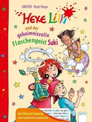 Hexe Lilli und der geheimnisvolle Flaschengeist Suki