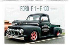 FORD F 1 - F 100 (Wandkalender 2020 DIN A2 quer)