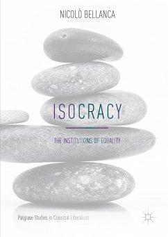 Isocracy (eBook, PDF) - Bellanca, Nicolò
