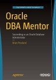 Oracle DBA Mentor (eBook, PDF)