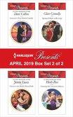 Harlequin Presents - April 2019 - Box Set 2 of 2 (eBook, ePUB)