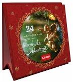 24 zauberhafte Karten für eine himmlische Adventszeit