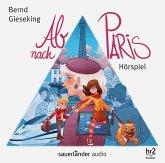 Ab nach Paris!, 1 Audio-CD