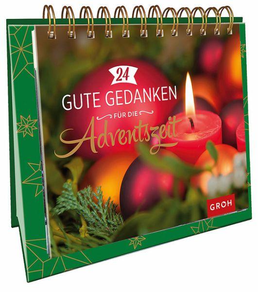 24 gute Gedanken für die Adventszeit - Kalender portofrei ...