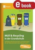 Müll und Recycling in der Grundschule (eBook, PDF)