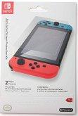 PowerA Anti-Glare Screen Protection Kit, Schutzfolie+Reinigungstuch für Nintendo Switch
