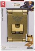 PowerA Compact Metal Stand, ZELDA, Metallständer für Nintendo Switch, schwarz