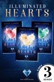 Illuminated Hearts: Alle 3 Bände der Reihe über die Magie der Herzen in einer E-Box! (eBook, ePUB)