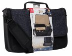 PowerA Everywhere Messenger Bag, ZELDA, Tasche für Nintendo Switch, schwarz