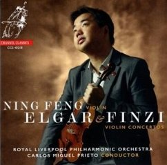 Violinkonzerte - Feng/Prieto/Royal Liverpool Philharmonic Orchestra