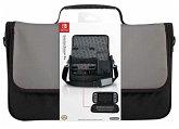 PowerA Everywhere Messenger Bag, Tasche für Nintendo Switch, schwarz
