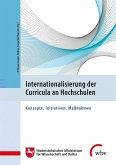 Internationalisierung der Curricula an Hochschulen (eBook, PDF)