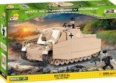 COBI 2514 - Small Army, Sturmpanzer IV Brummbär, Konstruktionsbausatz, 555 Teile