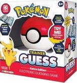 Pokémon Trainer Guess-Kanto Edition