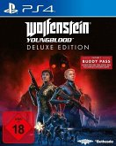 Wolfenstein: Youngblood Deluxe Edition (Deutsche Version) (PlayStation 4)