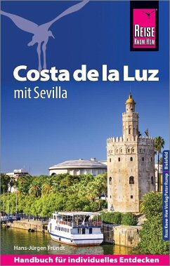 Reise Know-How Reiseführer Costa de la Luz - mit Sevilla - Fründt, Hans-Jürgen