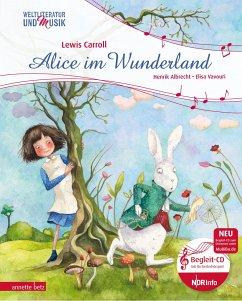 Alice im Wunderland - Carroll, Lewis; Albrecht, Henrik