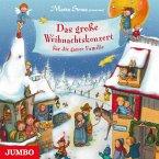 Das große Weihnachtskonzert für die ganze Familie, 1 Audio-CD