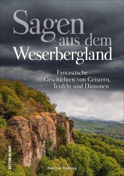 Sagen aus dem Weserbergland - Rickling, Matthias