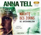 Nächte des Zorns / Amanda Lund Bd.2 (1 MP3-CD)