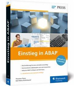 Einstieg in ABAP - Franz, Thorsten; Kühnhauser, Karl-Heinz