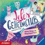 Keine Kings im Hauptquartier! / Leles Geheimclub Bd.1 (1 Audio-CD)